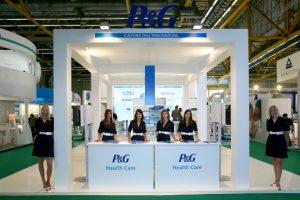 Stand P&G 2009