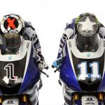Yamaha Factory Racing - Livery Presentation 2011 - Jorge Lorenzo And Ben Spies