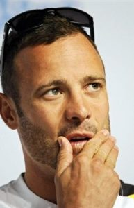 Oscar pistorius i am the bullet in the chamber