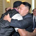 Kim Jong-Un Dennis Rodman
