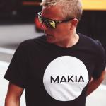 Raikkonen-tshirt