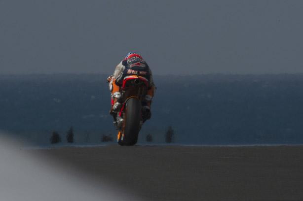 Casey Stoner -Honda HRC- Phillip Island