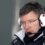 Ross Brawn Mercedes