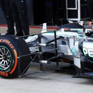 F1 Testing Silverstone, England 8 - 9 July 2014
