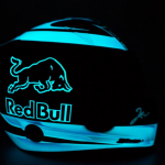 red bull helmet car f1