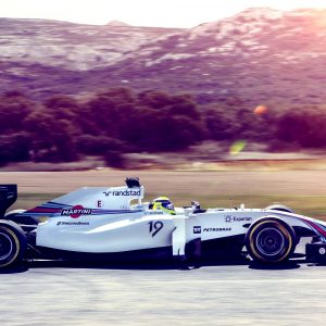 Williams Rexona 2015