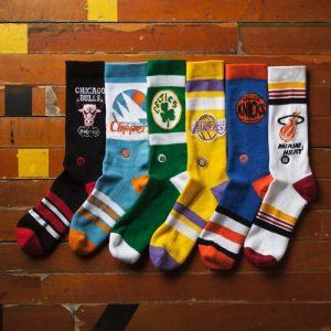 nba socks stance