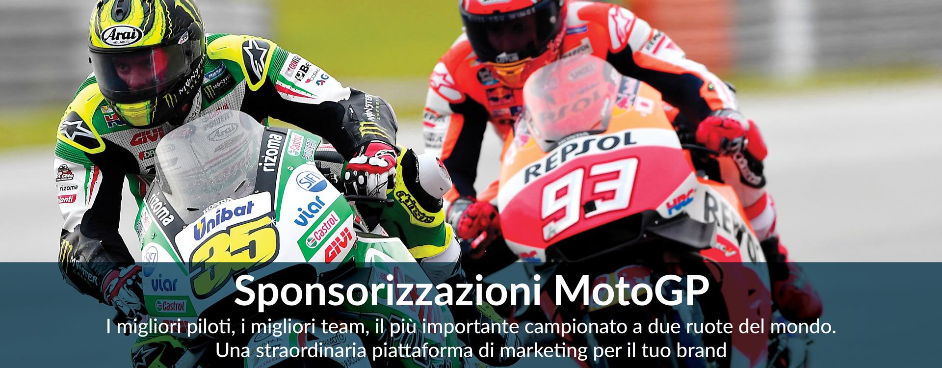 Sponsorizzazioni MotoGP