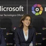 LaLiga-Microsoft