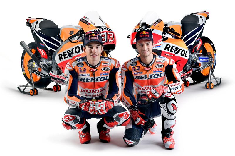 Sponsorizzazioni MotoGP: PSP Global Service e Honda HRC MotoGP 2017