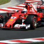 Ferrari-F1-2017-vettel-Hungary