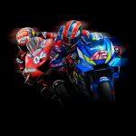 patrocinio de carreras de motocicletas en pista